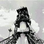 Vostok 4 on Pad