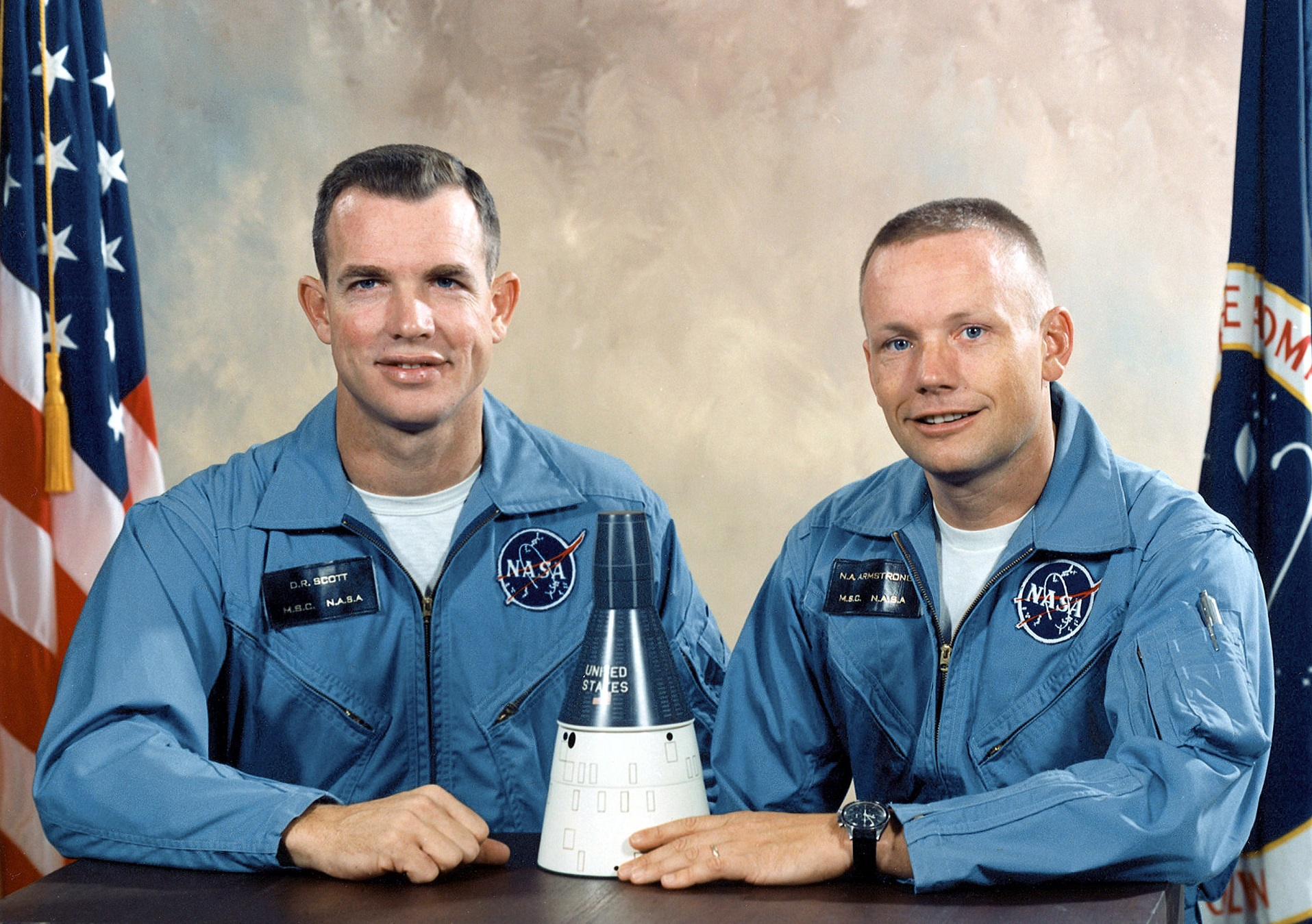 Space Rocket History #72 – Gemini VIII with Neil Armstrong ...