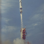 Gemini 8 Launch