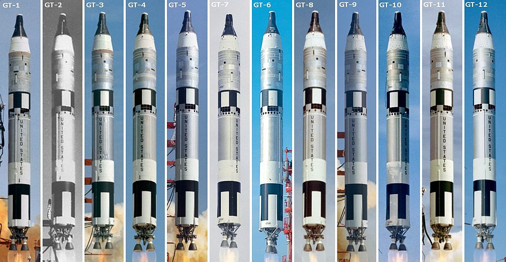 gemini space program history - photo #27