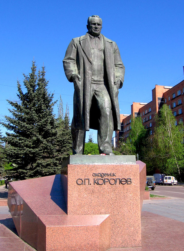 monumenter i russland