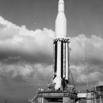 Saturn SA-1 on Launch Pad 34