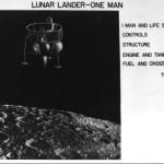Langley's Small Lunar Lander Concept.