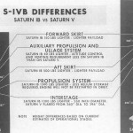 S-IVB Differences Between Saturn IB and V