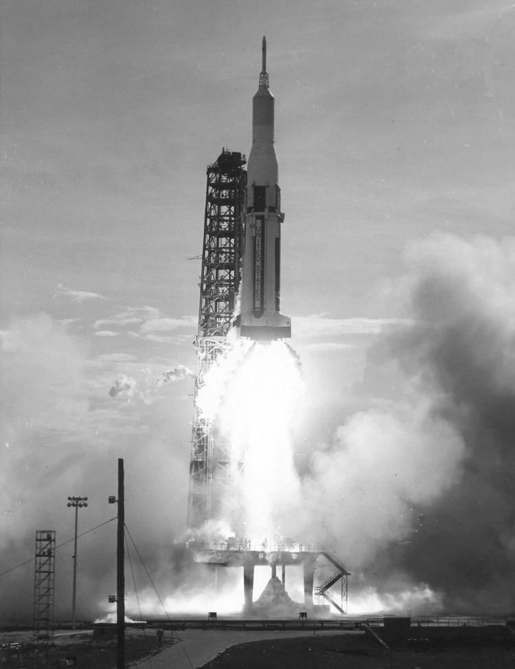 July 2015 Space Rocket History