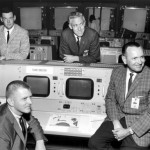 Kraft with his new flight Directors