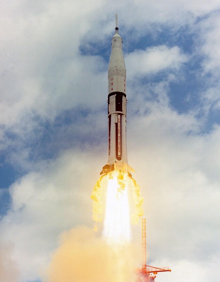 Space Rocket History #126 – Apollo-Saturn IB: AS-201, AS-202, and AS-203 | Space Rocket History