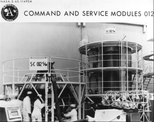 Space Rocket History #130 – Apollo 1: Preparation | Space ...