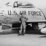 Kranz & his F86 Saber Cat