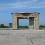 Remains of Launch Complex 34