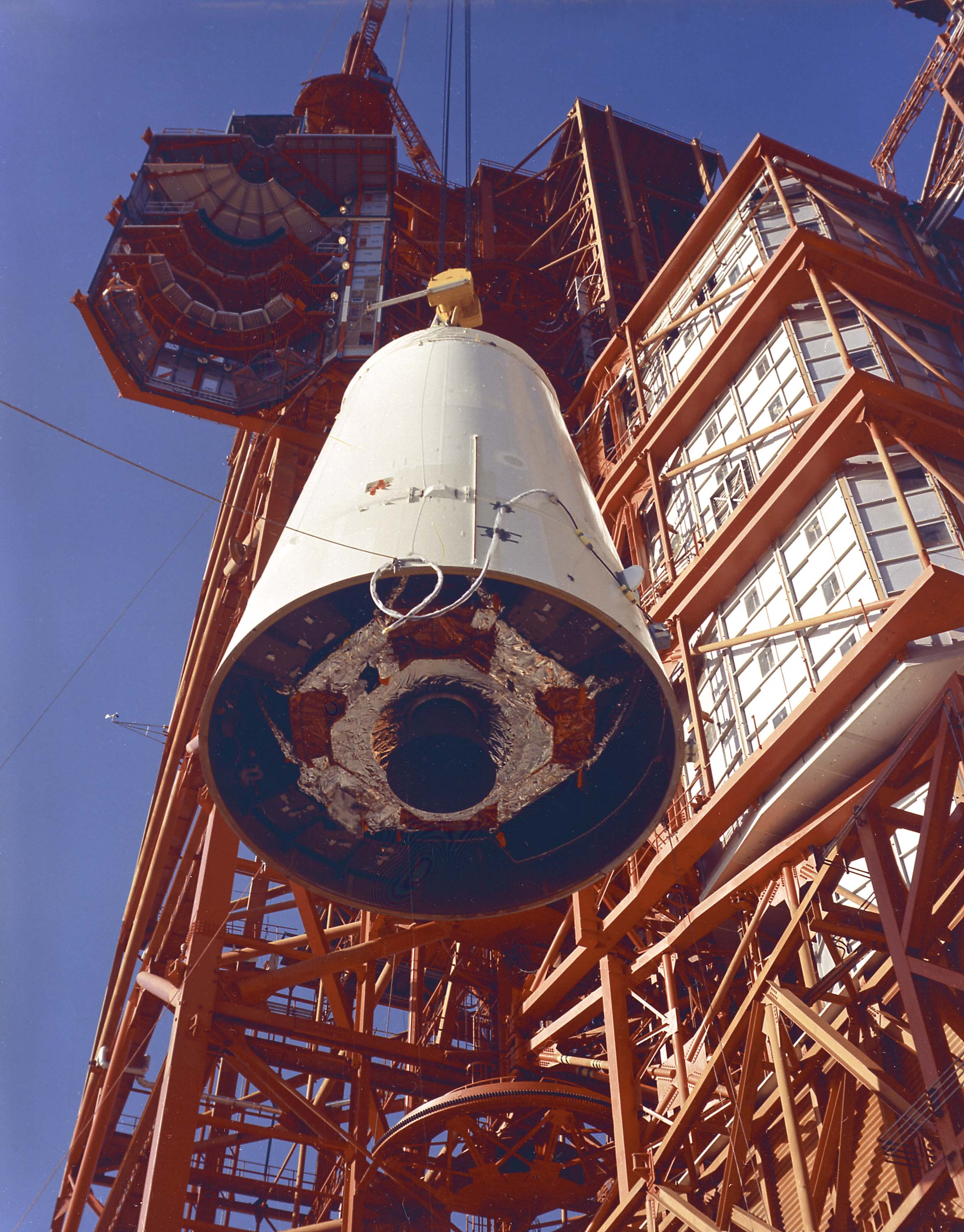 apollo 5 spacecraft - photo #28