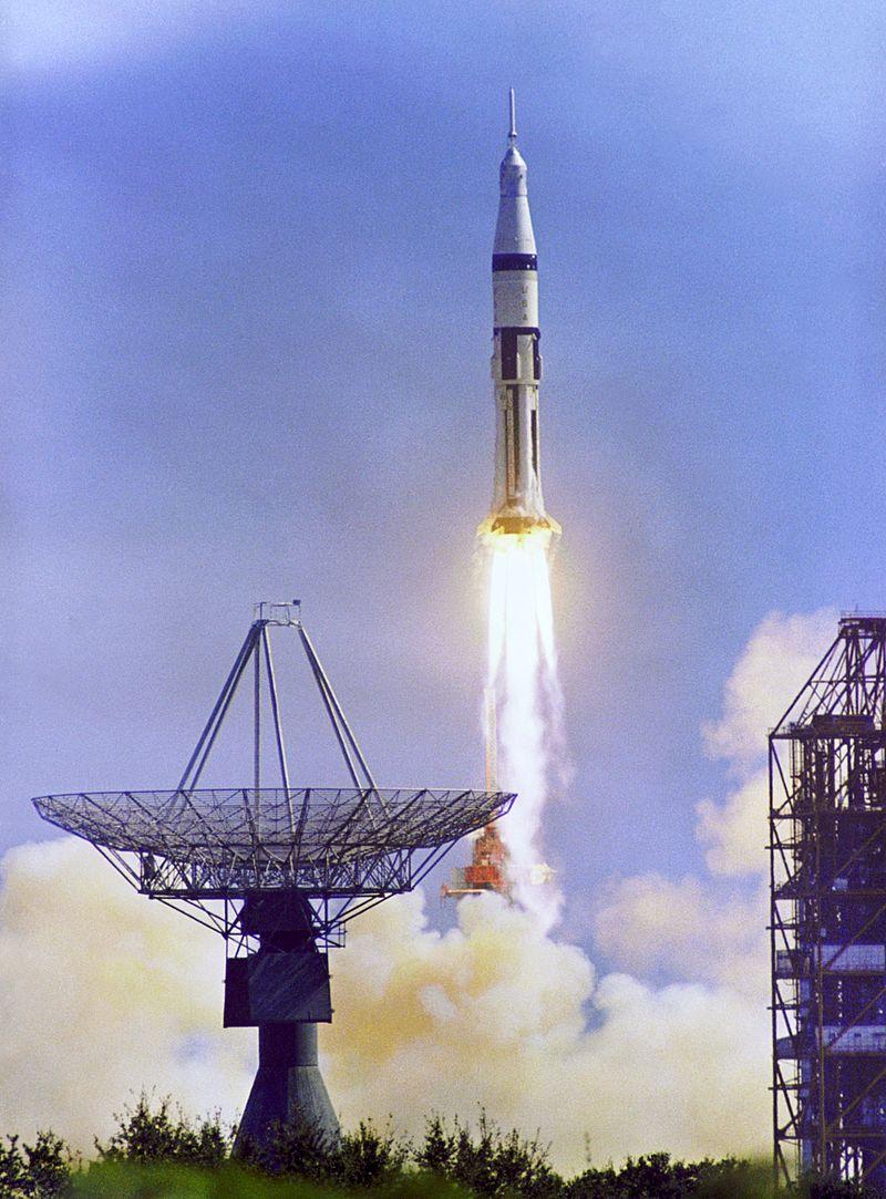 spacecraft history - photo #1