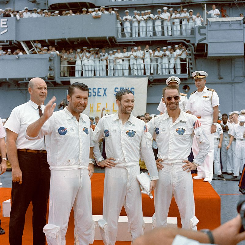 nasa apollo 7 crew - photo #8
