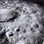 Far side of the Moon from Apollo 8