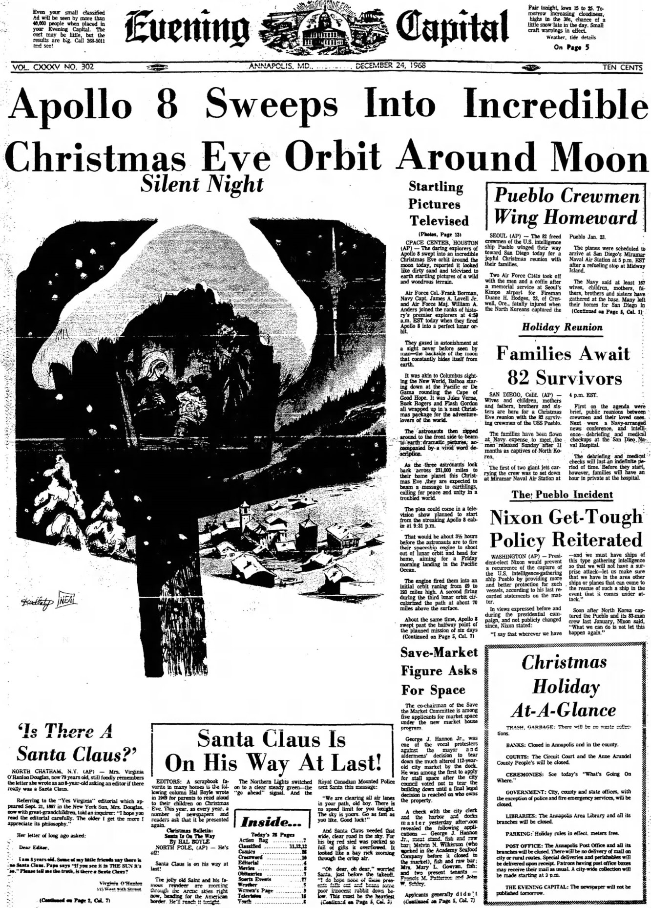 apollo 8 christmas - photo #16