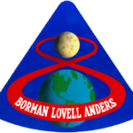 Apollo 8 mission patch