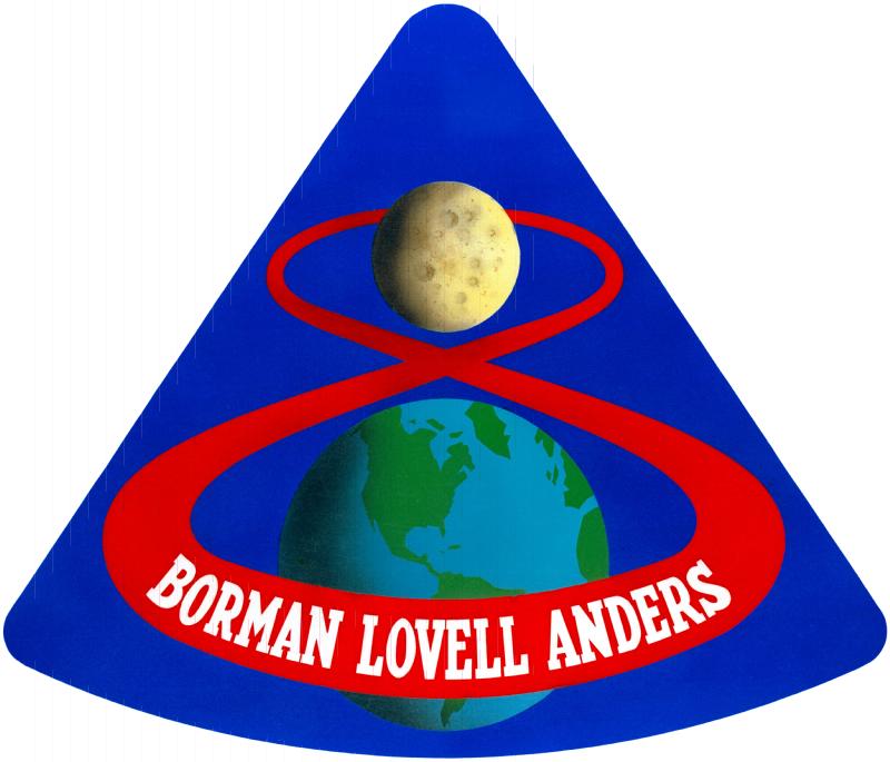 Apollo 8 Mission Patch