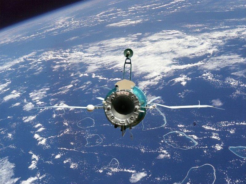 spacecraft history - photo #17