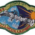 Soyuz 5 mission patch